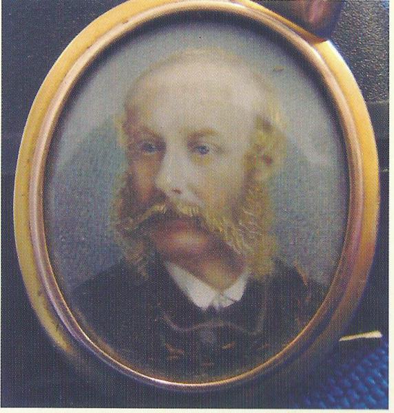 Gilbert Robert Blount (1819-76)