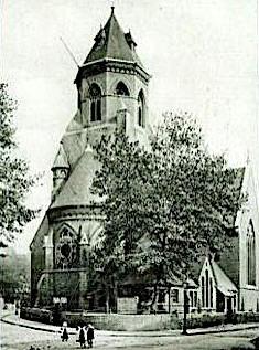 St Thomas Agar Town (1863–4)