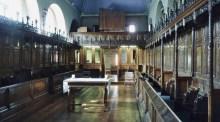 Haggerston Priory chapel (London UK)