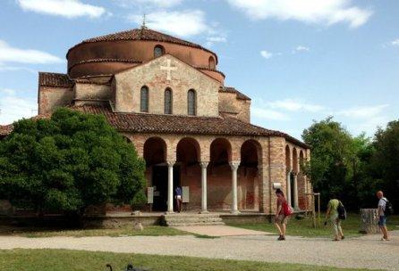 The church of Santa Fosco on the island of Torcello. [Source: Trip Advisor]
