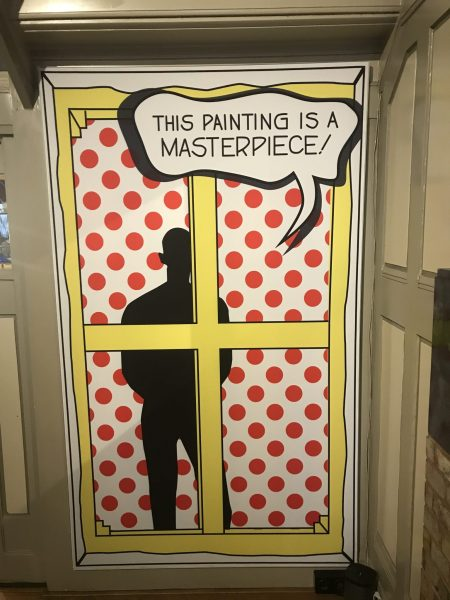 Roy Lichtenstein Exhibition - Amsterdam