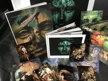 Collection of Limited Edition Postcards, Box Sets & Books Featuring the Unique Artwork of John Foxx.