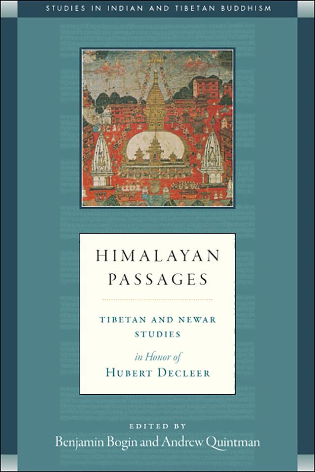 Book Cover: Himalayan Passages