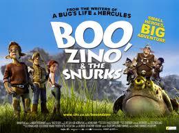 Boo Zino and the Snurks