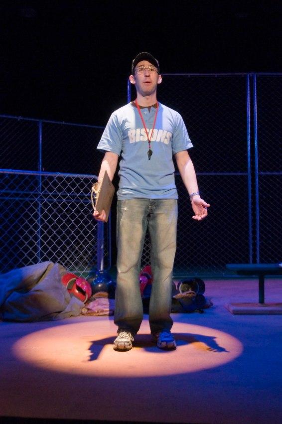 Rounding Third (Bickford Theatre)