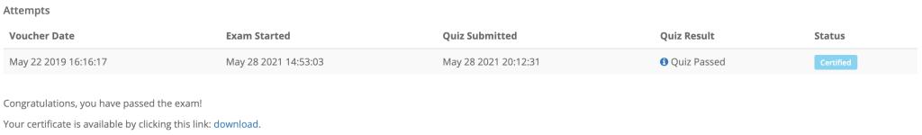 eJPT exam attempt