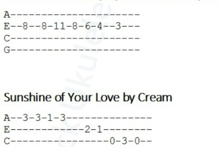 ukulele chords for beginners songs » Path Decorations Pictures ...