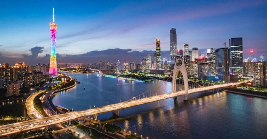 Jalan-Jalan Di Guangzhou