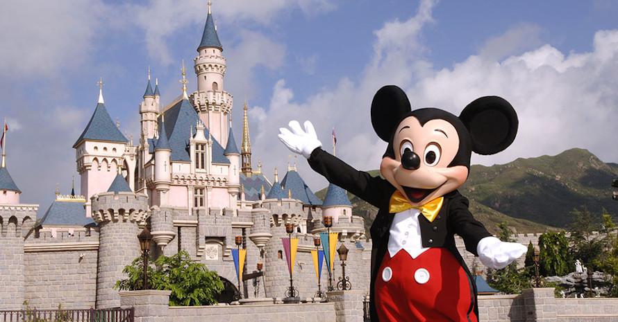 Bercuti Ke Disneyland Hong Kong