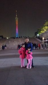 Visit To Canton Tower
