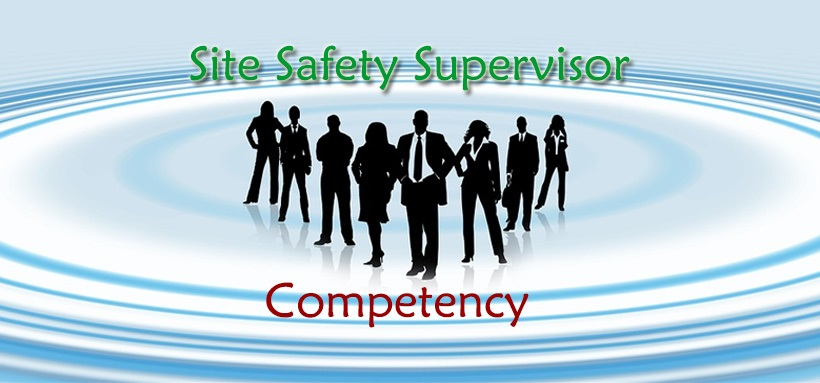 Site Safety Supervisor Competency