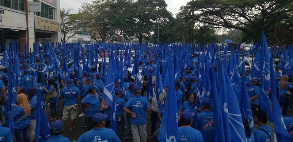 PRU14 Sarawak akan menjadi penyelamat kepada Barisan Nasional?