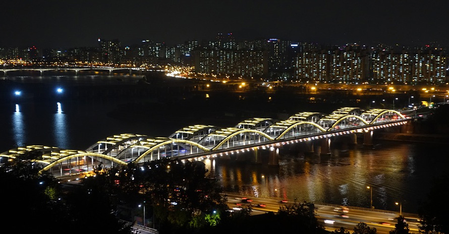 7 Perkara Menarik Dilakukan Disepanjang Han River, Seoul