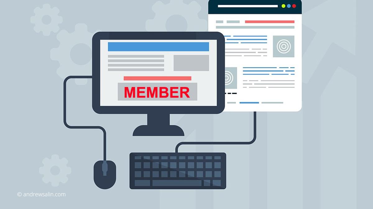 top online business 2020 membership website