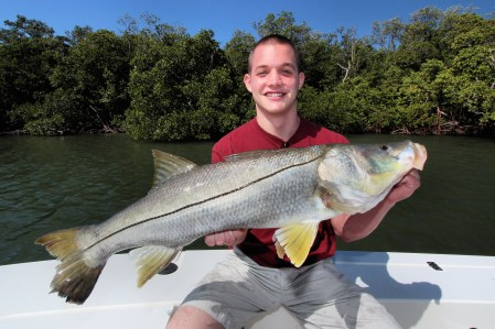 Sanibel Island Fishing Charter - Snook