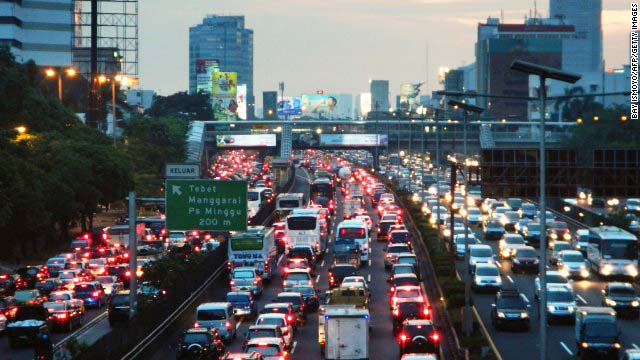 4 Important Business Lessons Jakarta Traffic Can Teach You