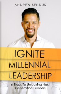Ignite millennial leadership