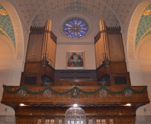 Holy Name organ