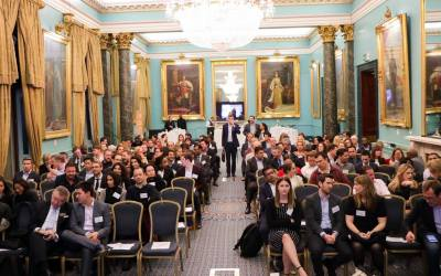 Lying To Pitch: Dragons Den Event