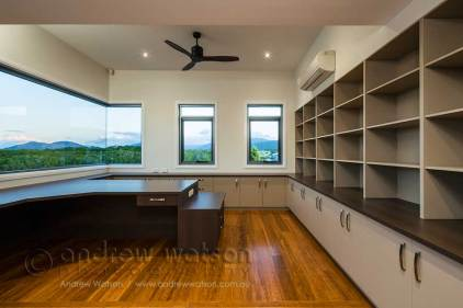 Image of study room in residential home