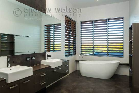 Image of bathroom in waterfront home