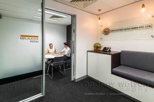 Image of offices at Cape Flattery Silica Mines, Cairns