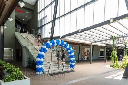 Image of cinema entrance at Smithfield Shopping Centre