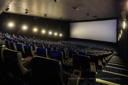 Image of Vmax cinema interior at Smithfield Event Cinemas