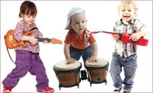 Фото детей-музыкантов