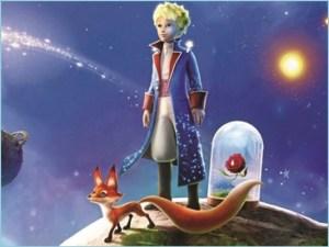 Маленький принц и лис