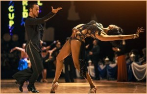 Экспрессивный танец
