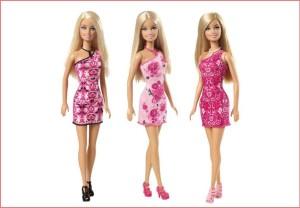 Три Барби