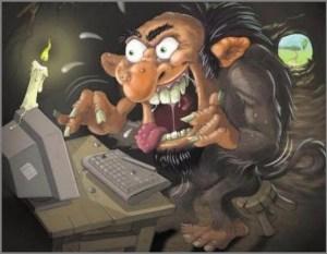 Злой интернет-тролль