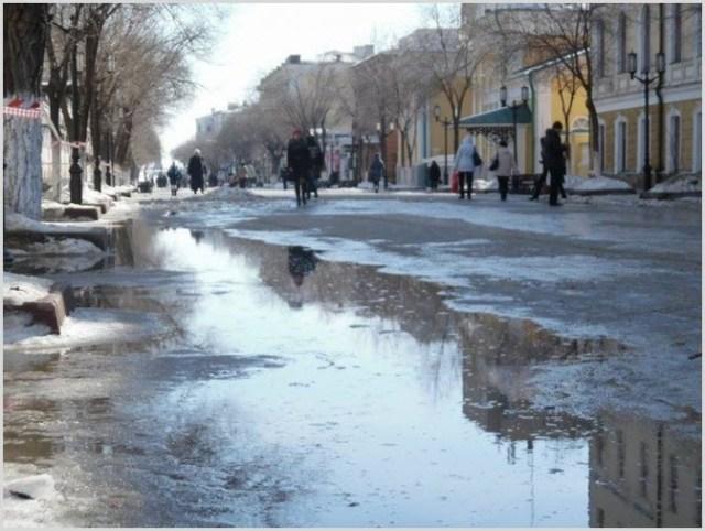 Улицы Оренбурга