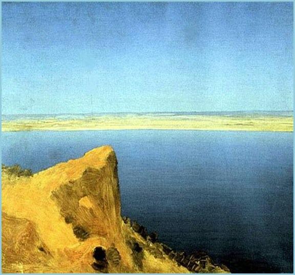 Волга картина 2