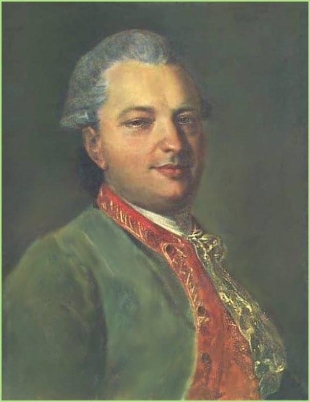 Портрет Майкова