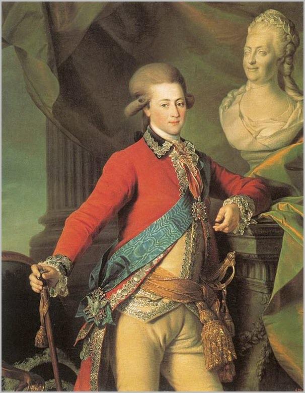 Портрет Ланского