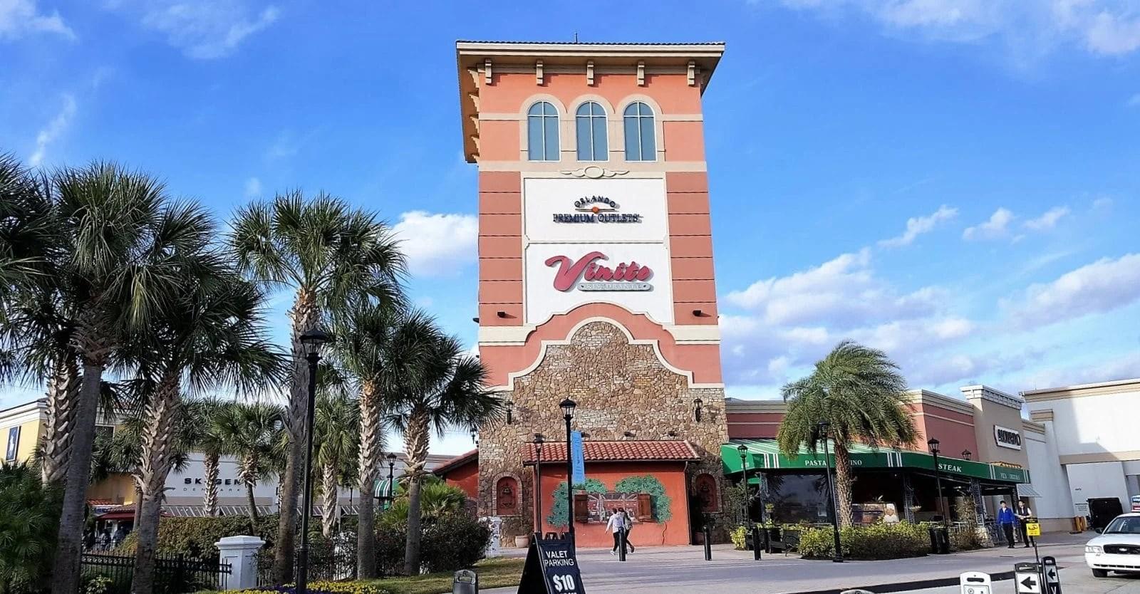 3ad6f8a3ce7b23 Premium Outlets Orlando - Melhores outlets da cidade