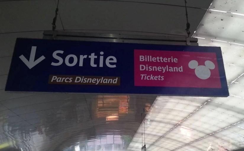 Como chegar na Disneyland Paris (ou Euro Disney)