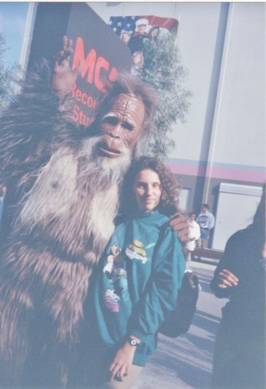 Harry and the Hendersons - Universal Studios in 1994