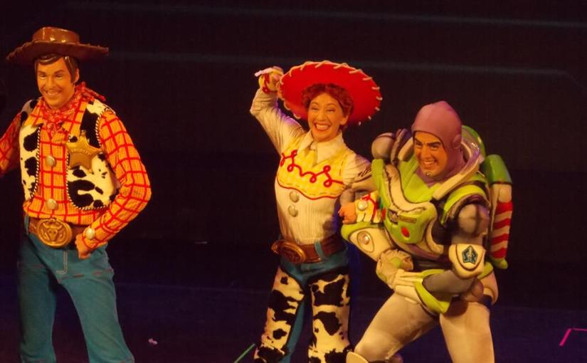 Review: Disney Live