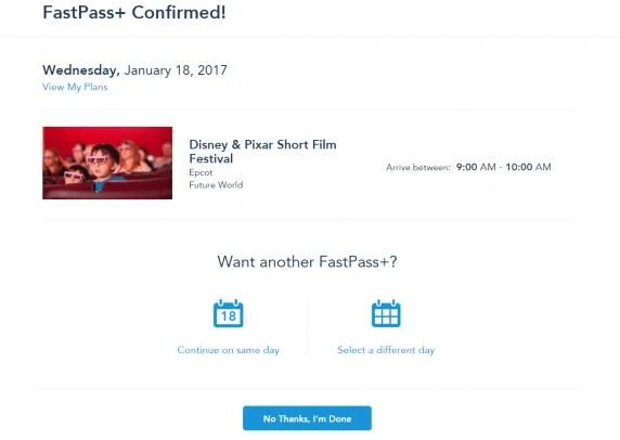 Fast pass fura fila da Disney