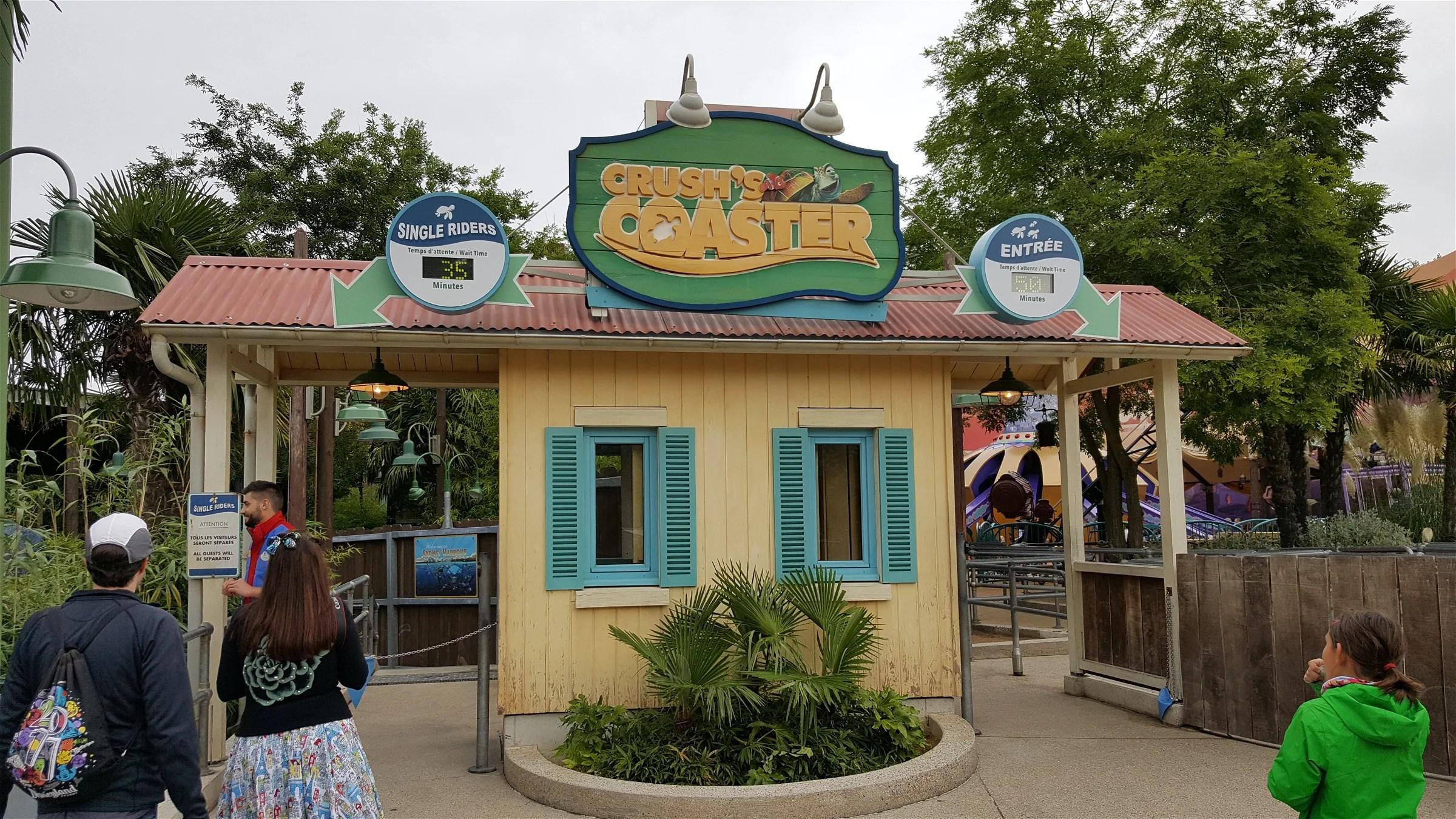 Tipos de filas nos parques de Orlando | Andreza Dica e Indica