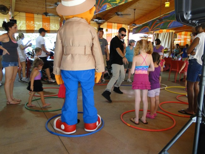 Foto by Andreza Trivillin - Lunch with Sesame Street Safari Fun - Busch Gardens