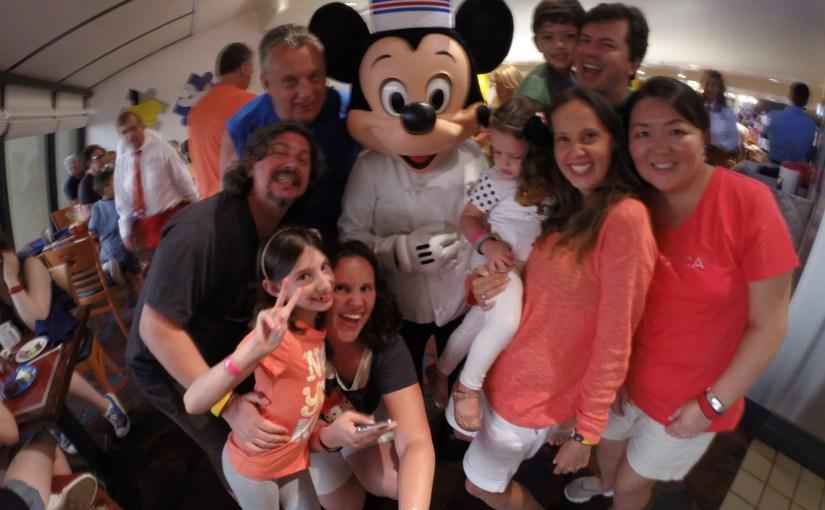 Chef Mickey's – Jantar com Mickey e amigos