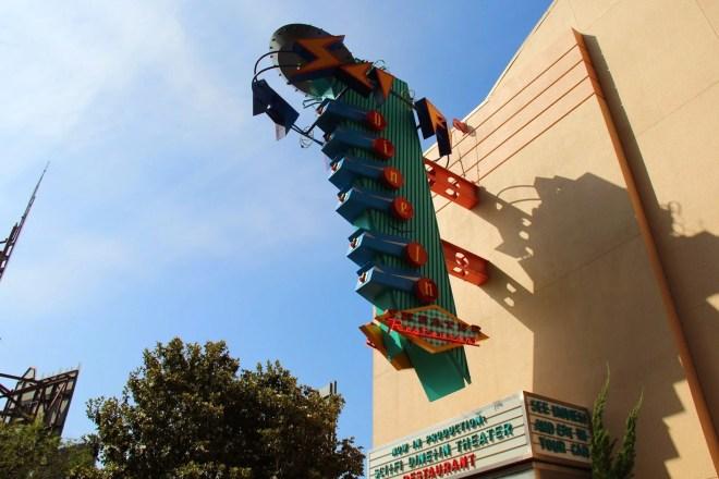 Sci-Fi Hollywood Studios - Foto de Andreza Trivillin