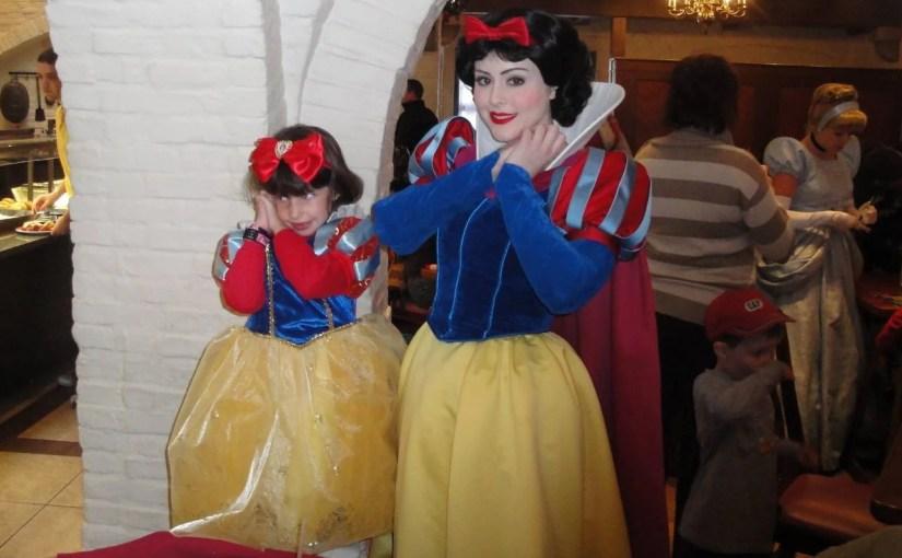 Akershus: Refeição com princesas no Epcot