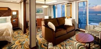 cabines do cruzeiro Disney Dream