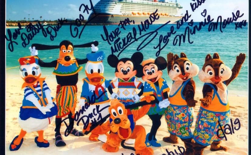 Tudo sobre o cruzeiro no navio Disney Dream 02e6d116cc3d0