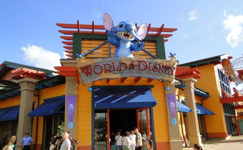 World of Disney: A maior loja da Disney no mundo